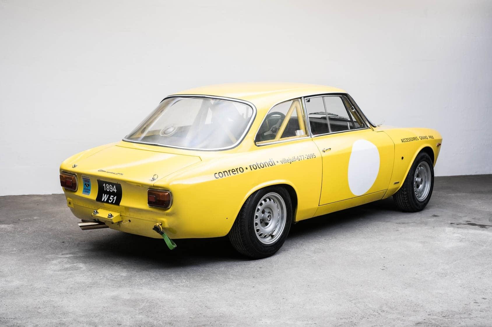 Consignatie Oldtimer Of YoungtimerAlfa Romeo Giulia GTA