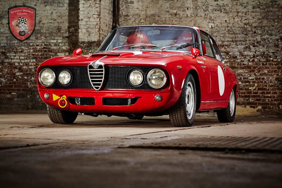Alfa Romeo Sprint Racing on 1964 Alfa Romeo Spider