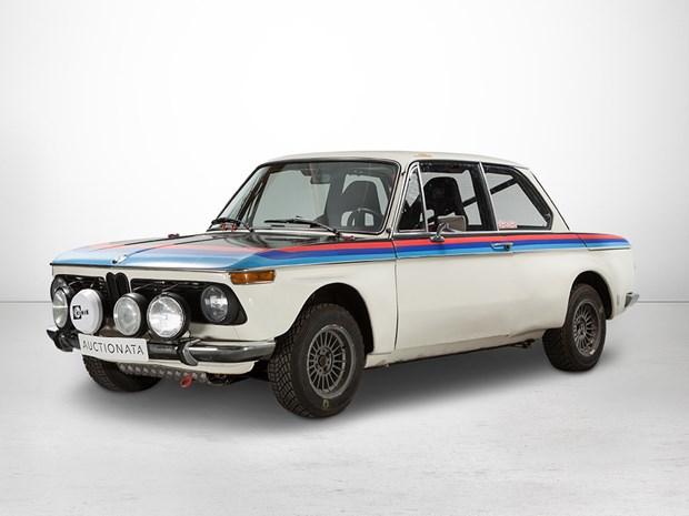 BMW 1602 Rallye