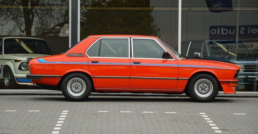BMW 535i E12 04