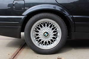 BMW E30 325i Touring Mtech2 17