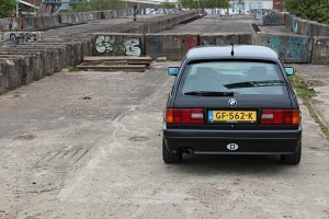 BMW E30 325i Touring Mtech2 37