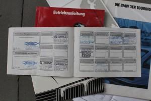 BMW E30 325i Touring Mtech2 49
