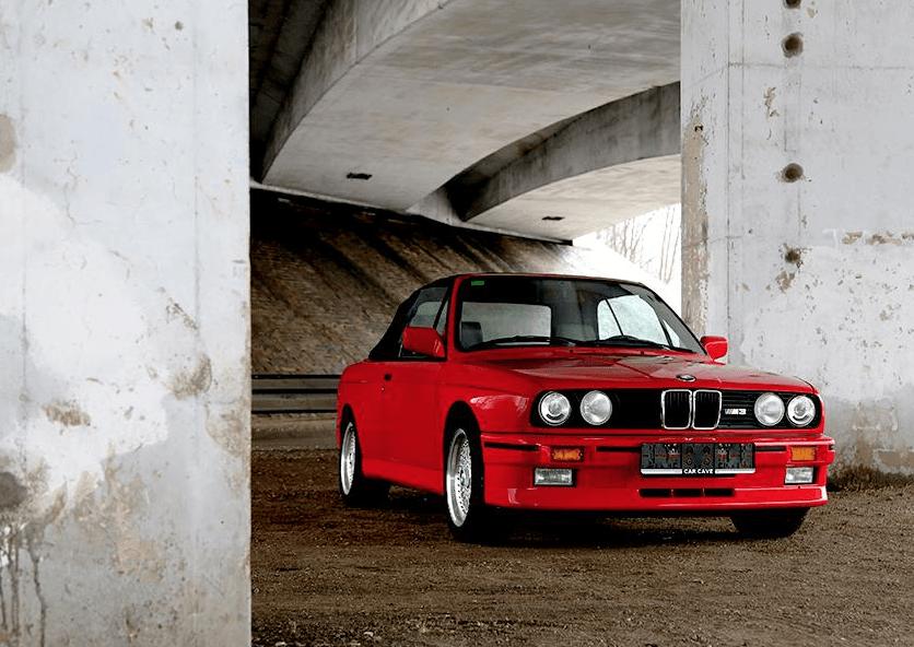 BMW M3 E30 Cabriolet 05