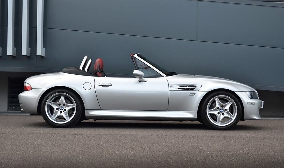 Bmw Z3 M Roadster Thecoolcars Nl