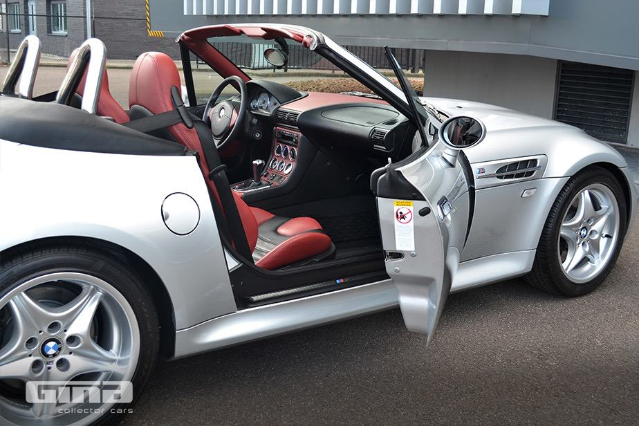 Consignatie Oldtimer Of Youngtimerbmw Z3 M Roadster