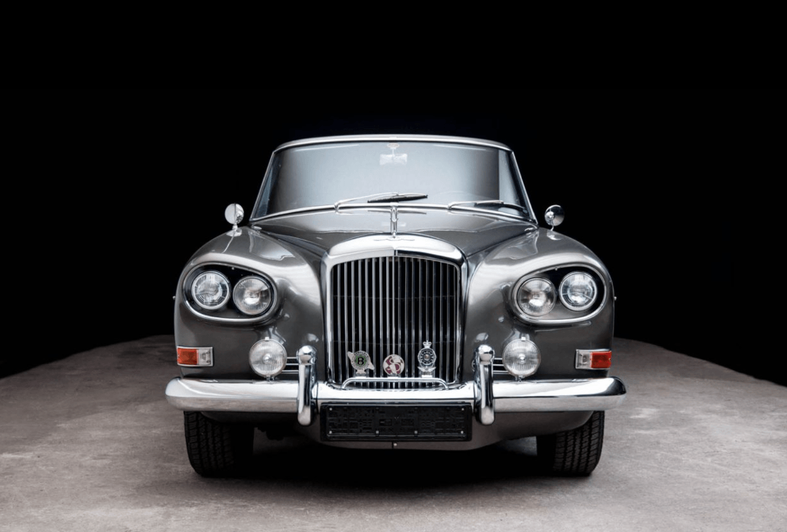 Bentley S3 Continental Drophead Coupé By Park Ward 04