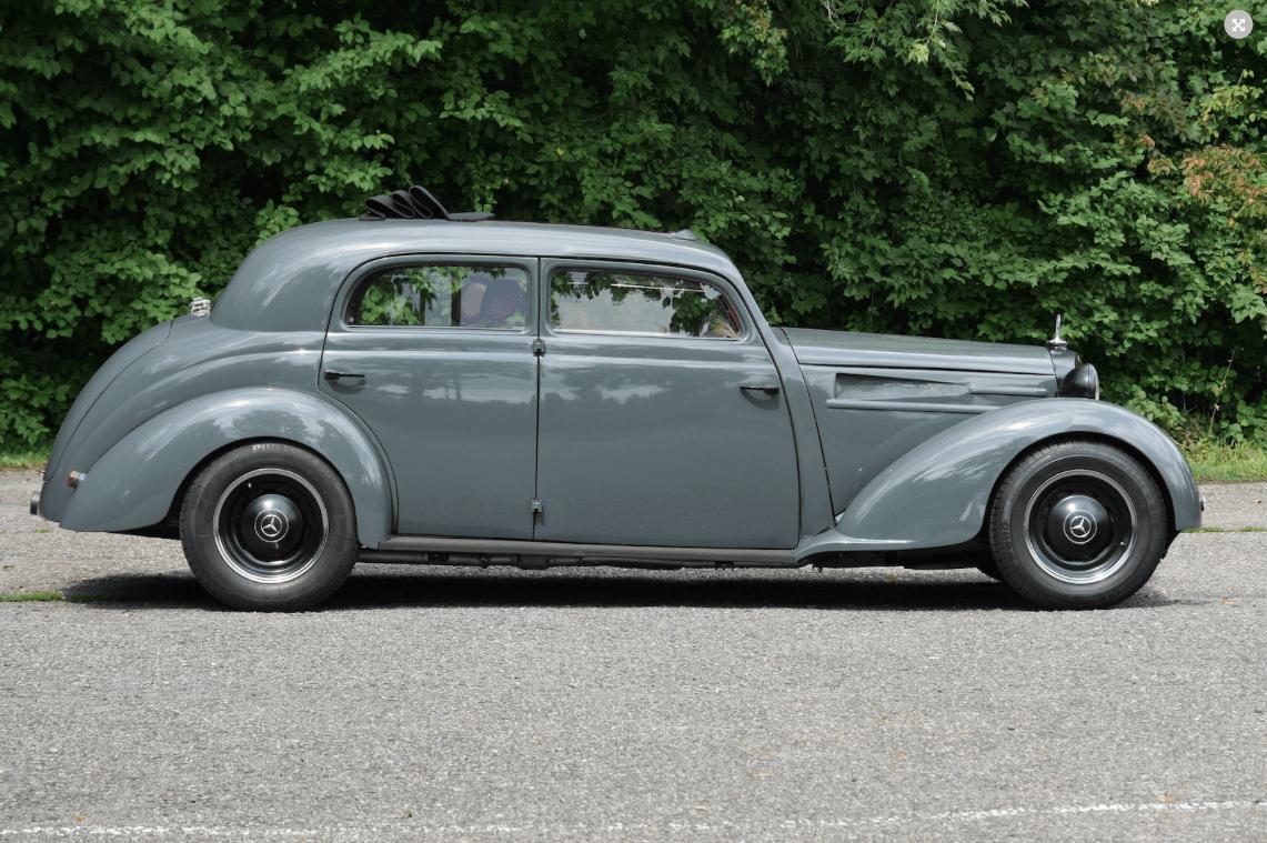 Daimler Benz 170 Hot Rod 03