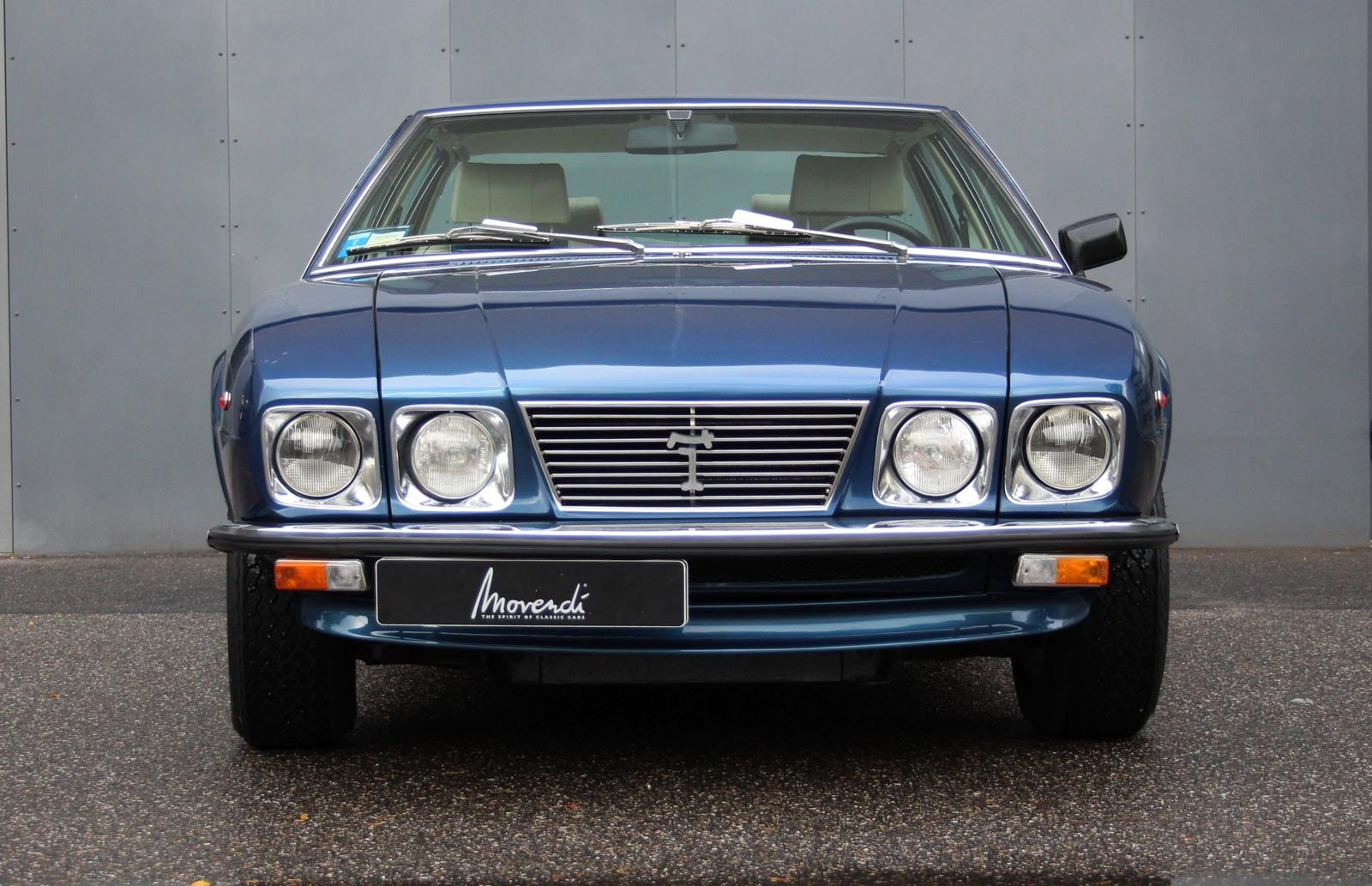 Consignatie oldtimer of youngtimerDe Tomaso Deauville ...