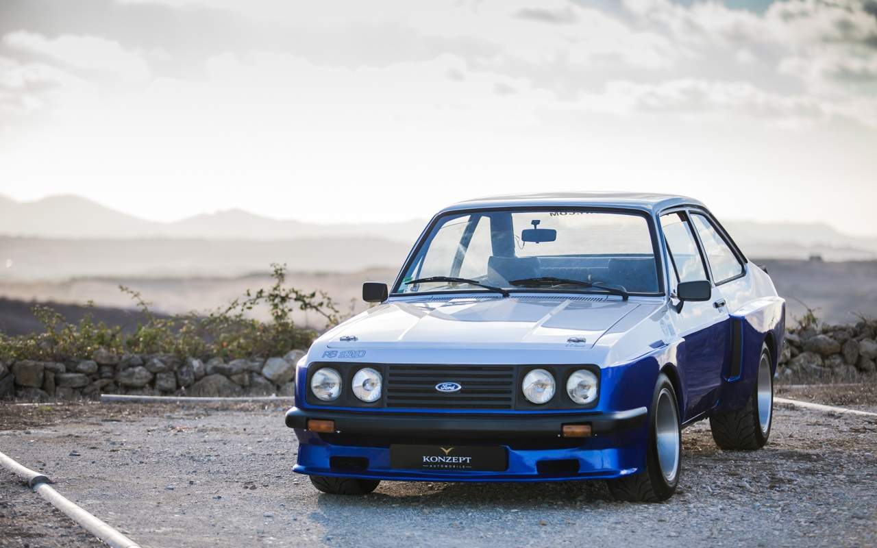 1978 Ford Escort Rs2000 2018 2019 New Car Reviews By Wittsendcandy