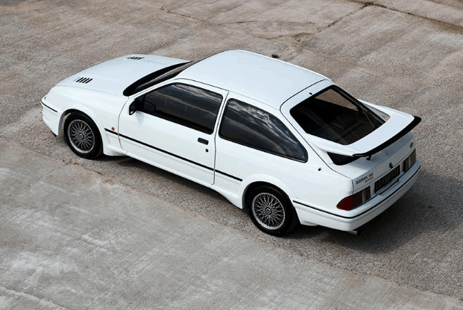 Ford Sierra RS Cosworth 06