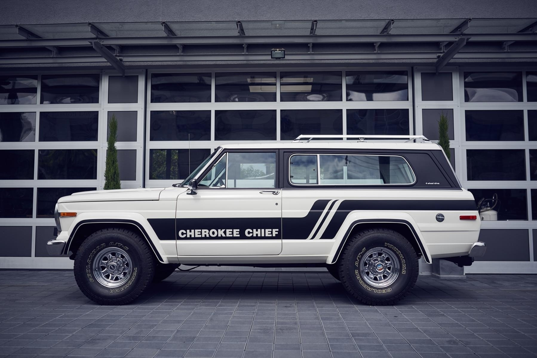Jeep Cherokee Chief Thecoolcars Nl