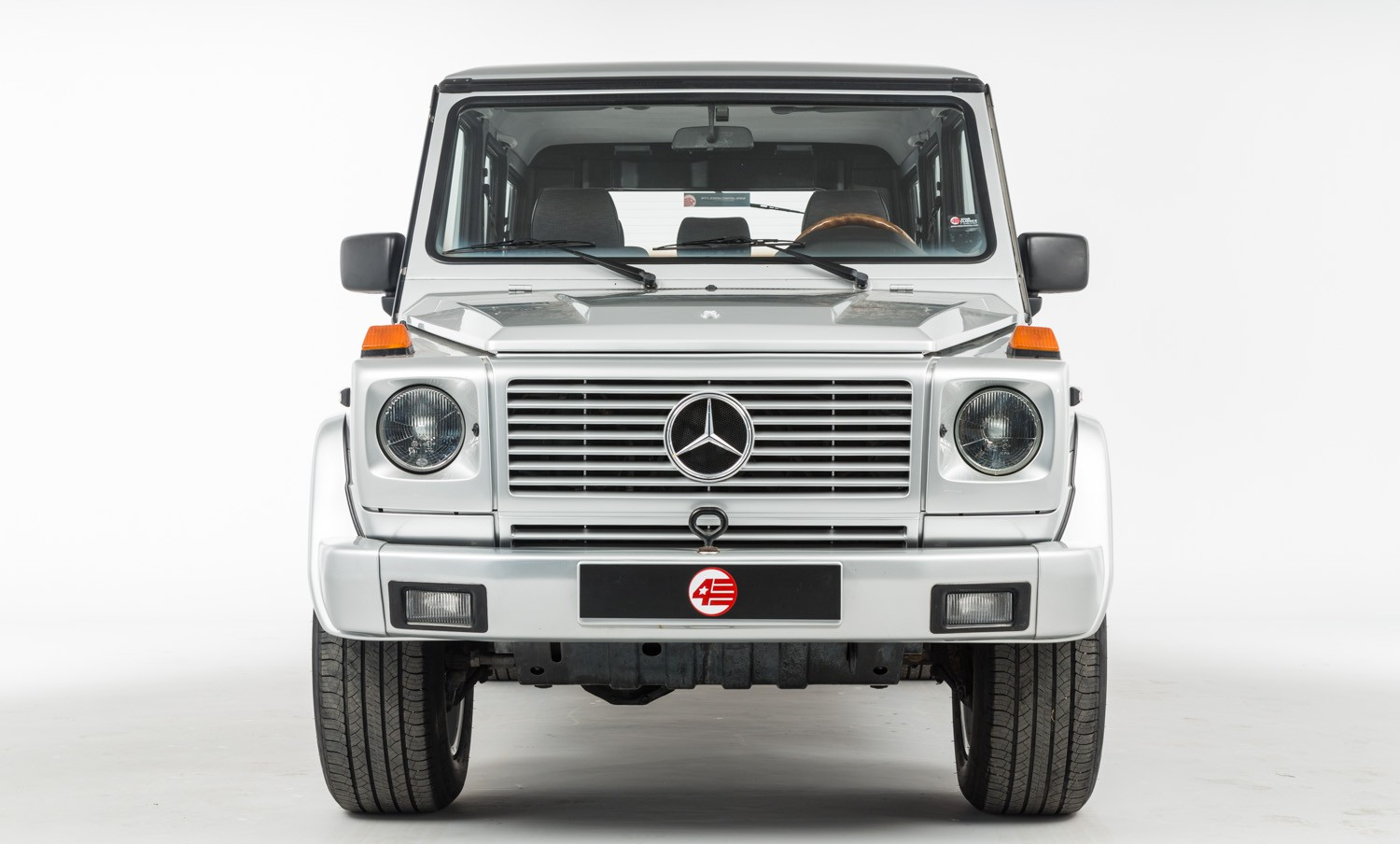 Consignatie oldtimer of youngtimermercedes g36 amg for Mercedes benz g36