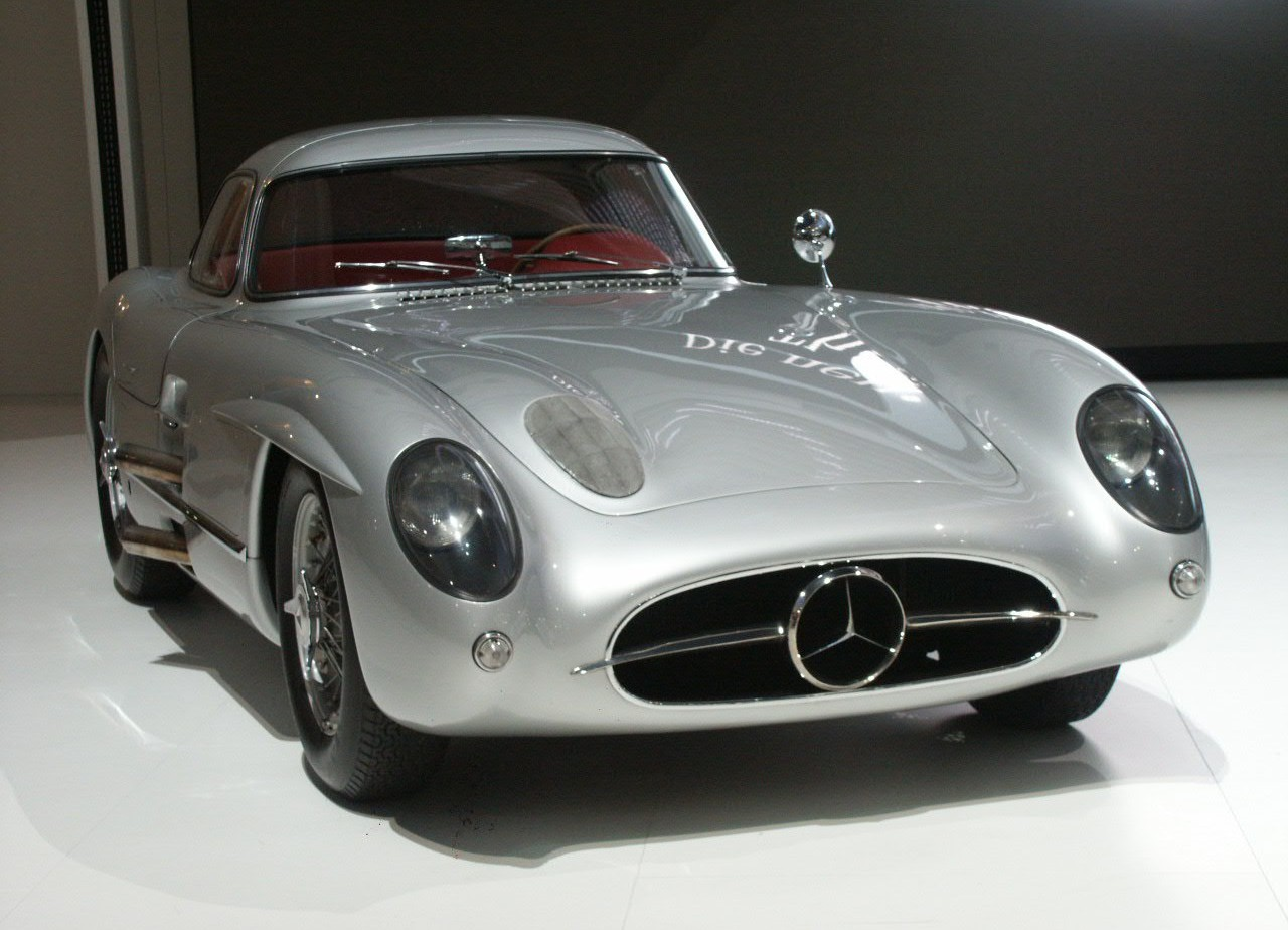 Consignatie oldtimer of youngtimervideo rijden in 39 s for Mercedes benz 300 slr