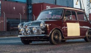 Mini Cooper Cafe Racer 01