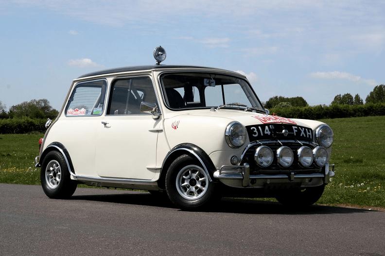 Morris Mini Cooper S Mk1 1963 Thecoolcarsnl