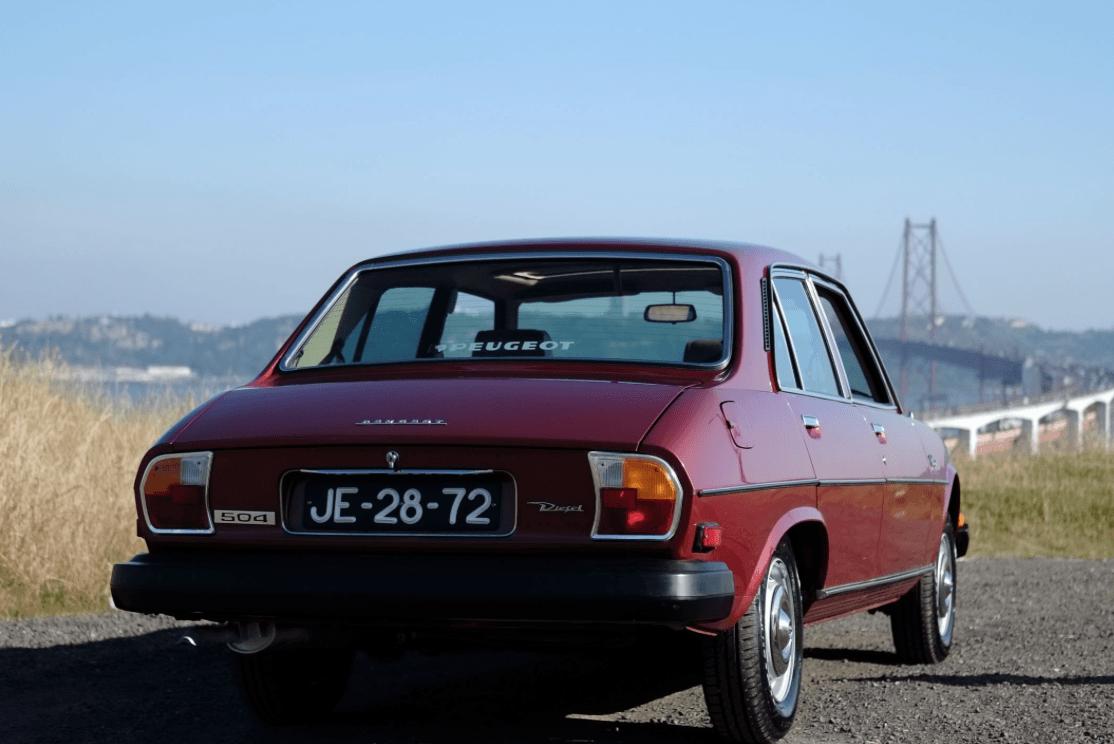 Peugeot 504 06