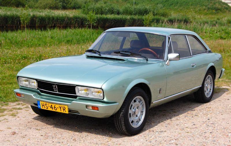 Peugeot 504 Coupe 2 7 V6 Ti Thecoolcars Nl