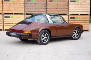 Porsche 911S 2.7 Targa 11