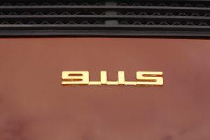 Porsche 911S 2.7 Targa 14