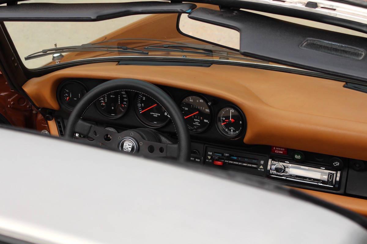 Porsche 911S 2.7 Targa 29