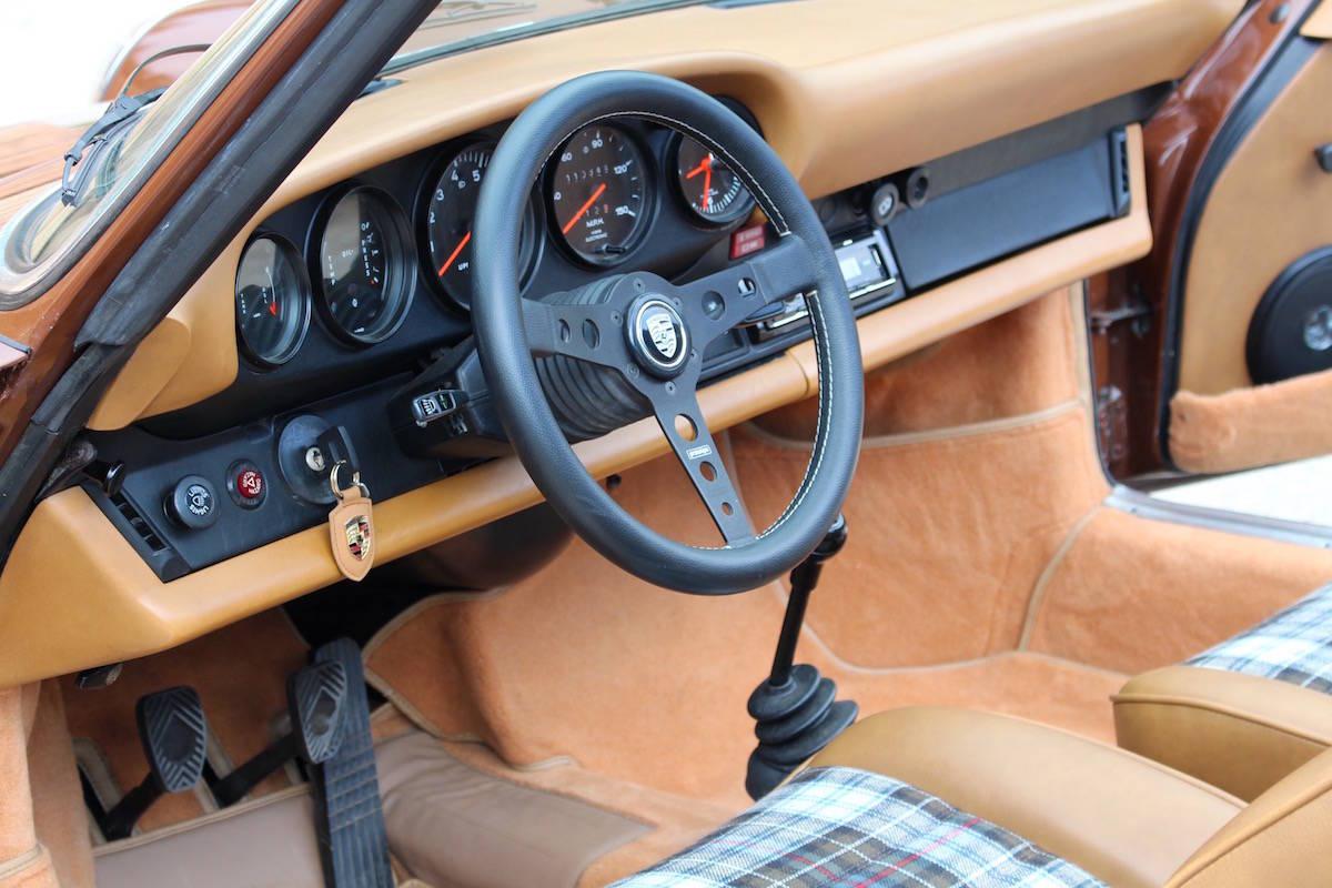 Porsche 911S 2.7 Targa 34