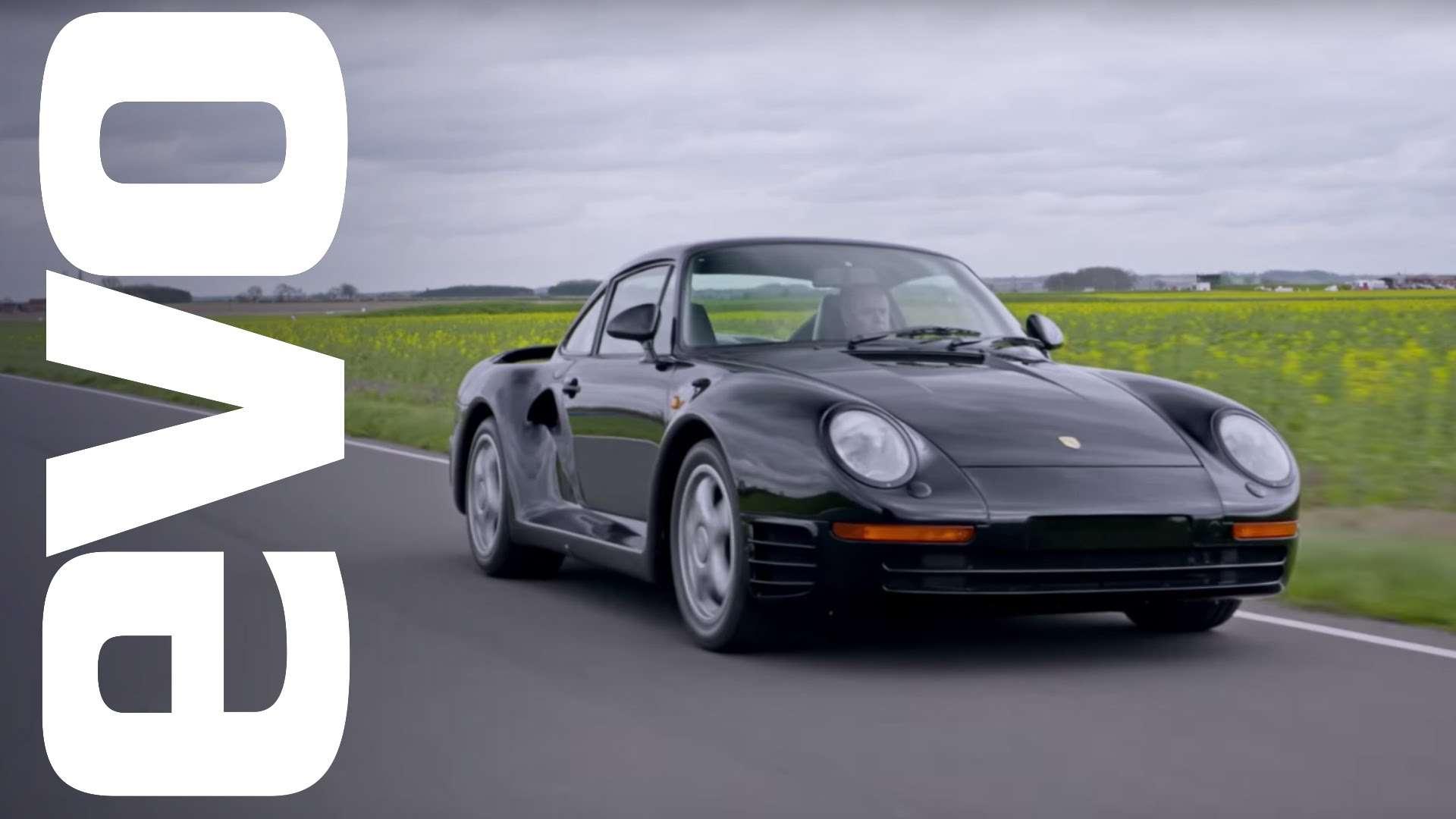 Typisch Jaren 80 : Video: achter het stuur van de iconische porsche 959 thecoolcars.nl
