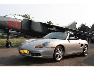Porsche Boxster 02