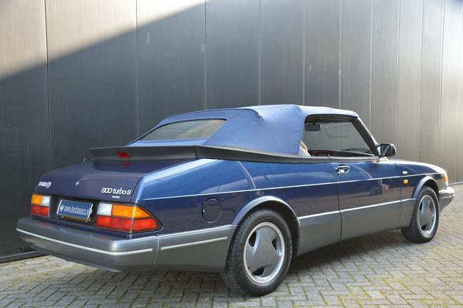 consignatie oldtimer of youngtimersaab 900 turbo s cabriolet. Black Bedroom Furniture Sets. Home Design Ideas