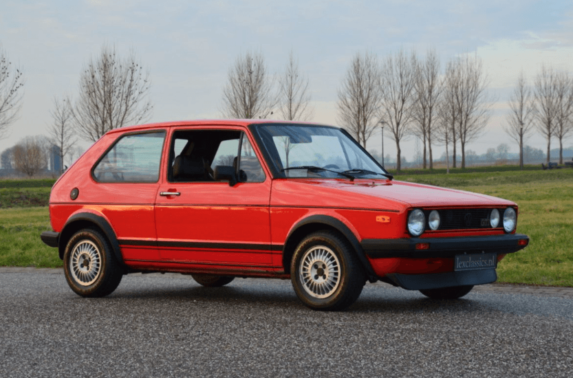Volkswagen Golf 1 GTI 02