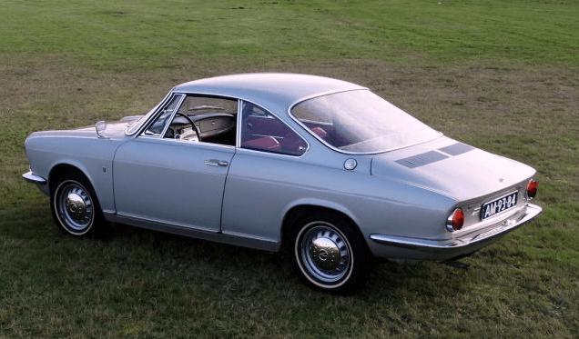 Consignatie oldtimer of youngtimersimca 1000 coup bertone - Simca 1000 coupe bertone occasion ...