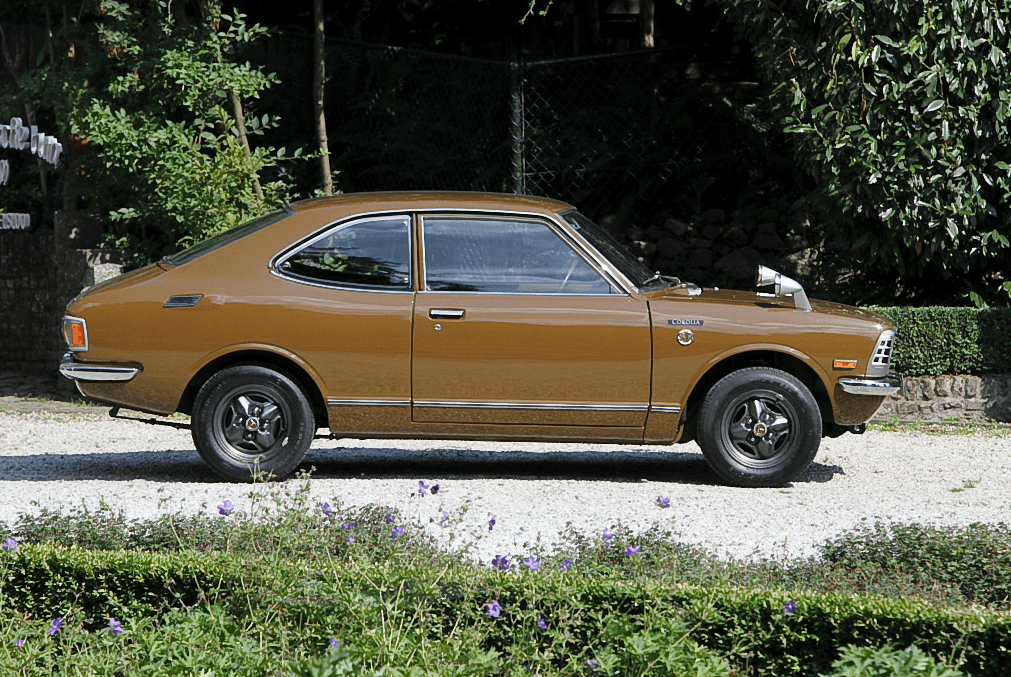 1974 toyota corolla sr related  mation specifications