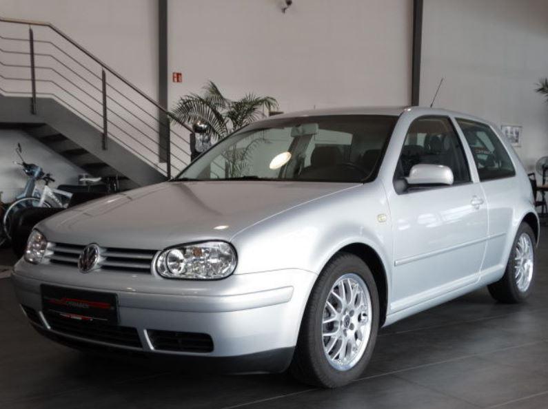 VW Golf 4 gti