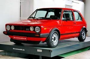 Volkswagen Golf 1 GTI  10