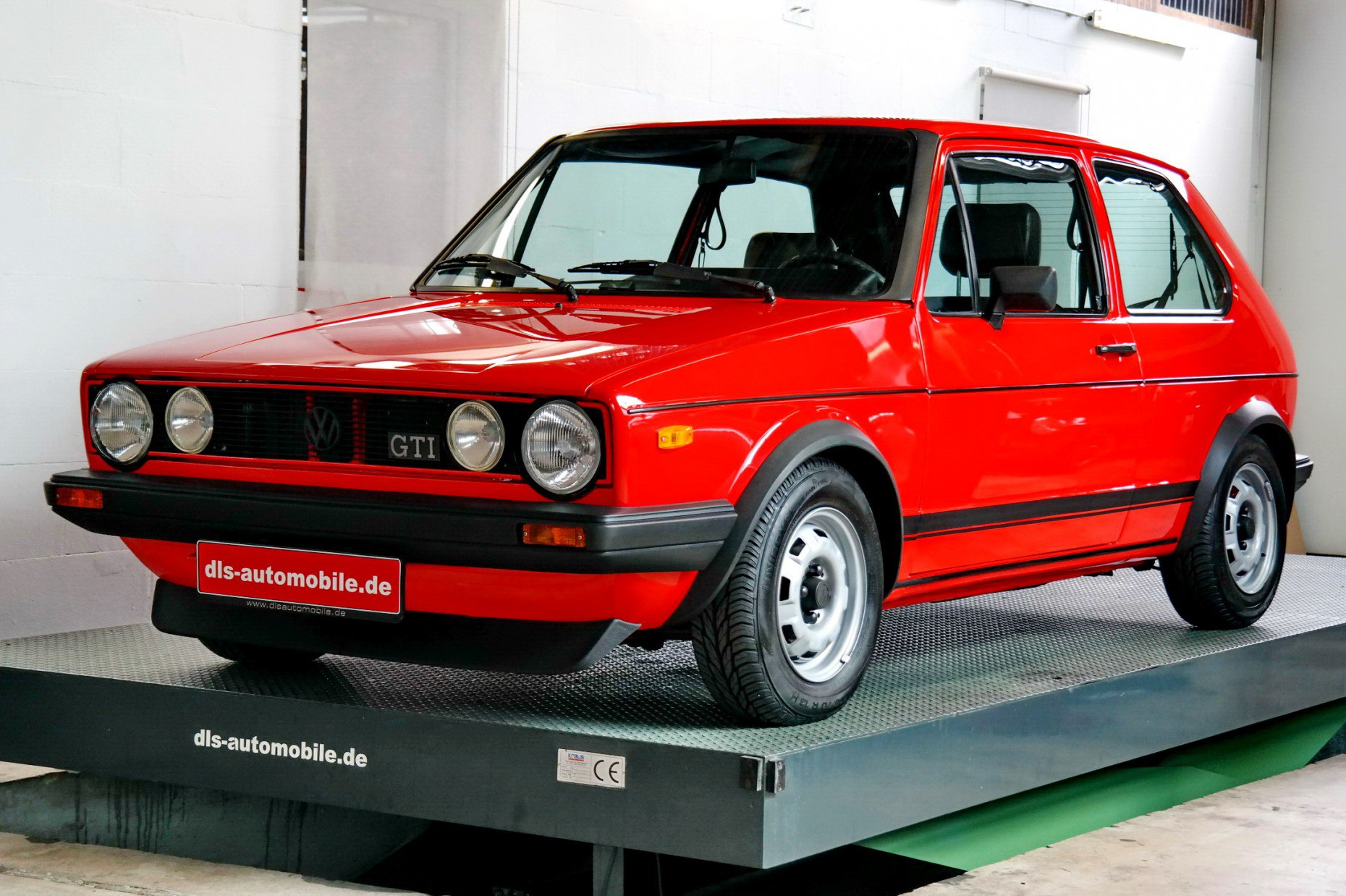 volkwagen golf 1 gti 1982. Black Bedroom Furniture Sets. Home Design Ideas